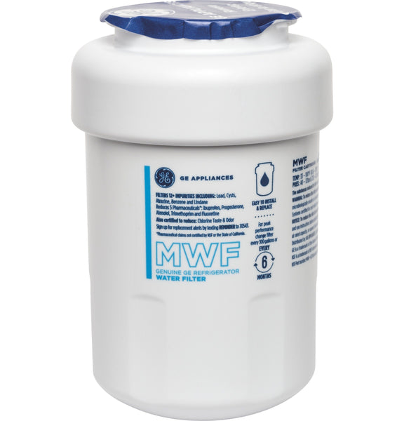 General Electric MWF Refrigerator Water Filter - PureWaterGuys.com