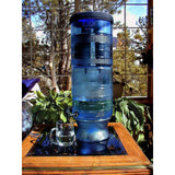 Berkey Light BL4X2-BB Countertop Water Filter System With 2 Black Purification Elements - PureWaterGuys.com