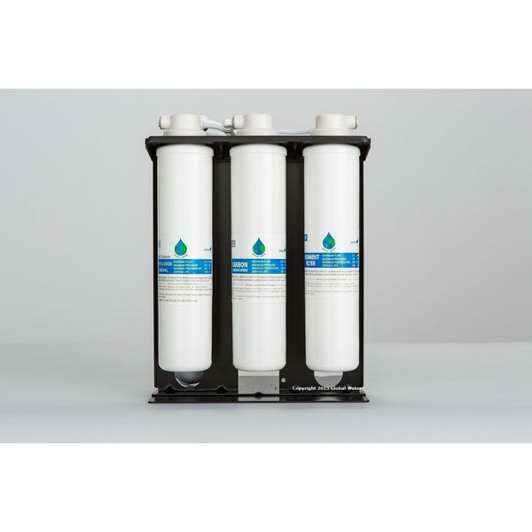 BlueLine Global Water G3-G3F Floor Model Hot Cold With 3 Stage Filtration - PureWaterGuys.com
