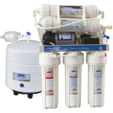 Crystal Quest 14 Stage Under Sink Reverse Osmosis-4000CP - PureWaterGuys.com