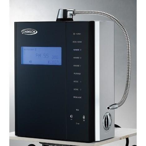 Chanson Miracle M.A.X. Water Ionizer- PL-A705-7-Plate Countertop - PureWaterGuys.com