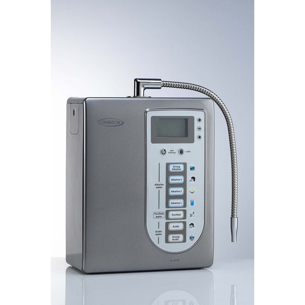 Chanson Miracle Water Ionizer-PL-B702E-7-Plate Countertop - PureWaterGuys.com