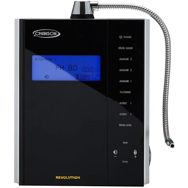 Chanson Revolution PL-A902 Water Ionizer 9-Plate Light Duty Commercial - PureWaterGuys.com
