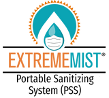 Portable Wearable Sanitizing System (ExtremeMist) - PureWaterGuys.com