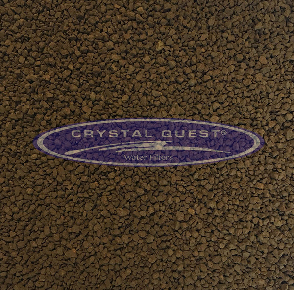 Crystal Quest Eagle®oxide Arsenic Media 1 cu Foot - PureWaterGuys.com