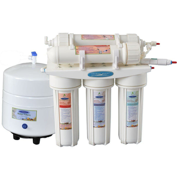 Crystal Quest Thunder 1000C Reverse Osmosis System - PureWaterGuys.com