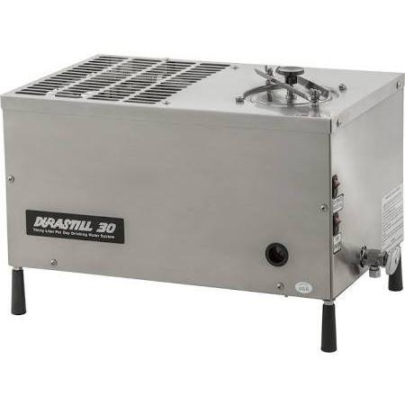Durastill 30H Home Distiller 8 Gallon Manual Fill - PureWaterGuys.com