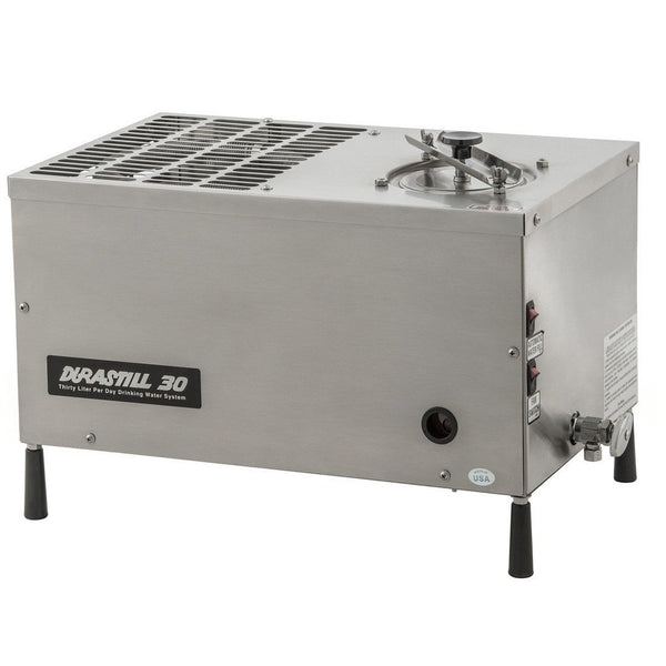 Durastill 30J Home Distiller 8 Gallon Auto Fill - PureWaterGuys.com