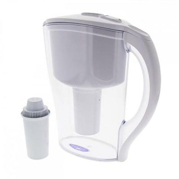 Home Depot Water Distiller ~ Crystal quest pitcher water filter system white