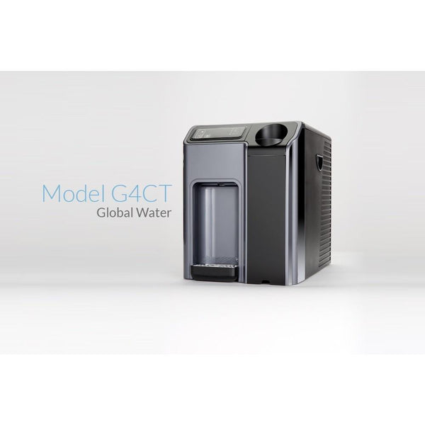 Bluline Global Water G4-G4CTF- Hot Cold Low Profile Countertop - PureWaterGuys.com
