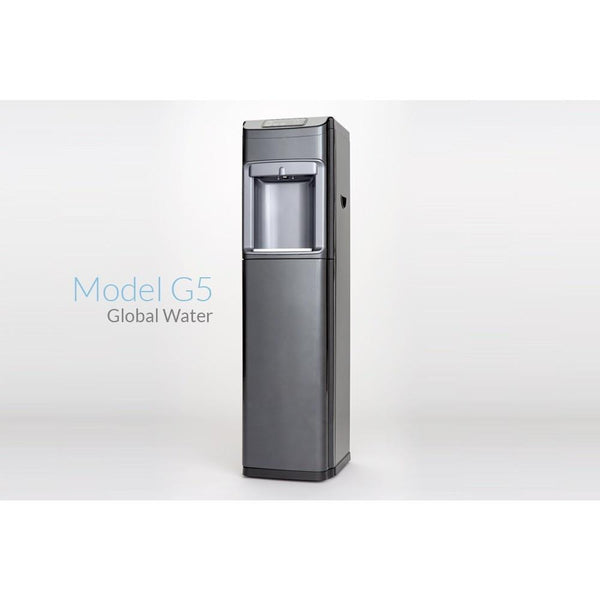 Bluline G5-G5RO-Floor Model Hot Cold 4 Stage 50 GPD RO - PureWaterGuys.com