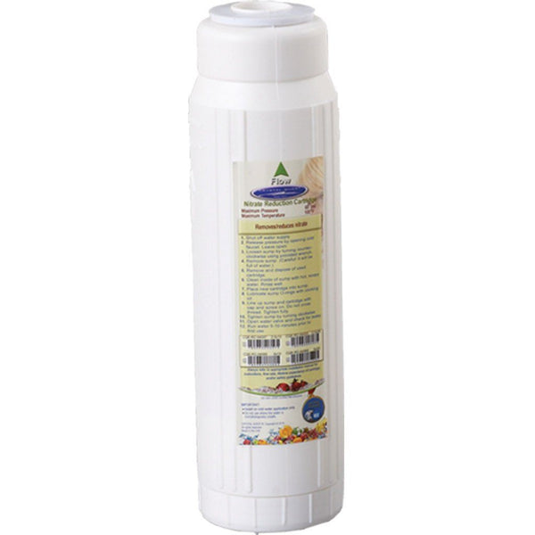 "Crystal Quest 2-7/8"""" x 9-3/4"""" Nitrate Filter Cartridge - PureWaterGuys.com"