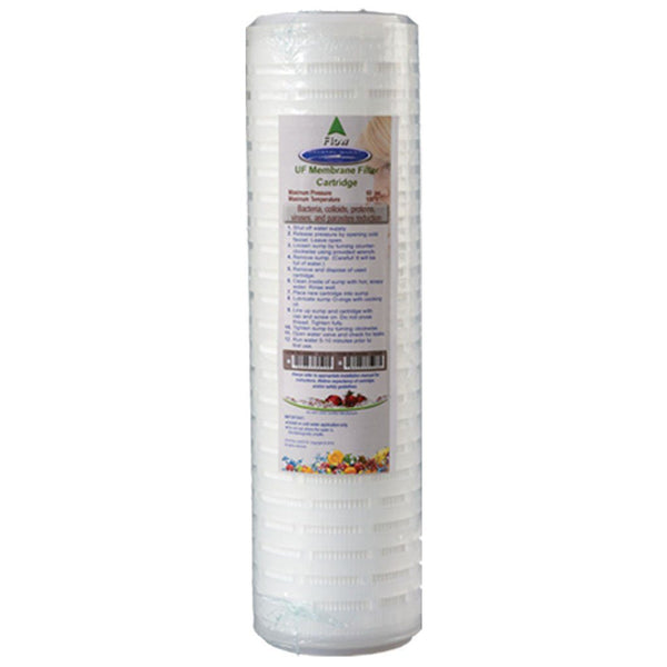 "Crystal Quest 2-7/8"""" x 9-3/4"""" Ultrafiltration Membrane Filter Cartridge - PureWaterGuys.com"