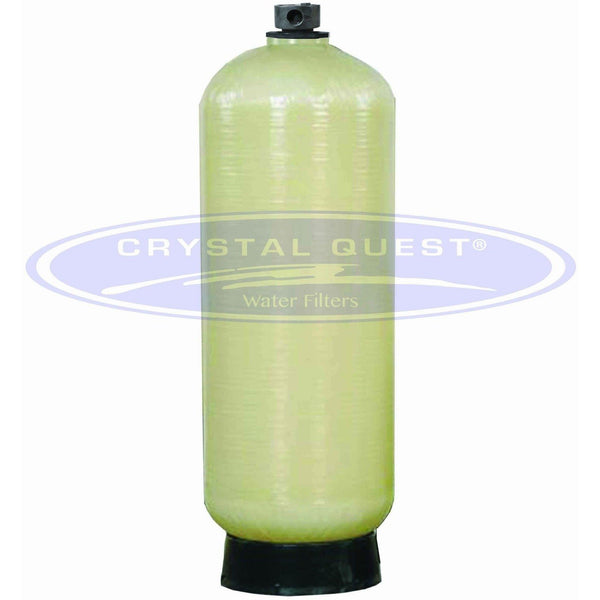 Crystal Quest Commercial 60 GPM Iron Manganese & Hydro Sulfide  Filter 10 Cu. - PureWaterGuys.com
