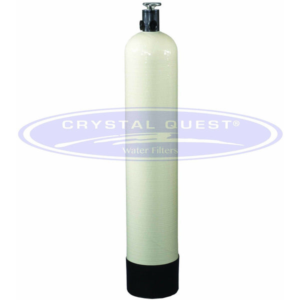 Crystal Quest Commercial/Industrial 15 GPM Turbidity Water Filter System - 3 cu. ft. - PureWaterGuys.com