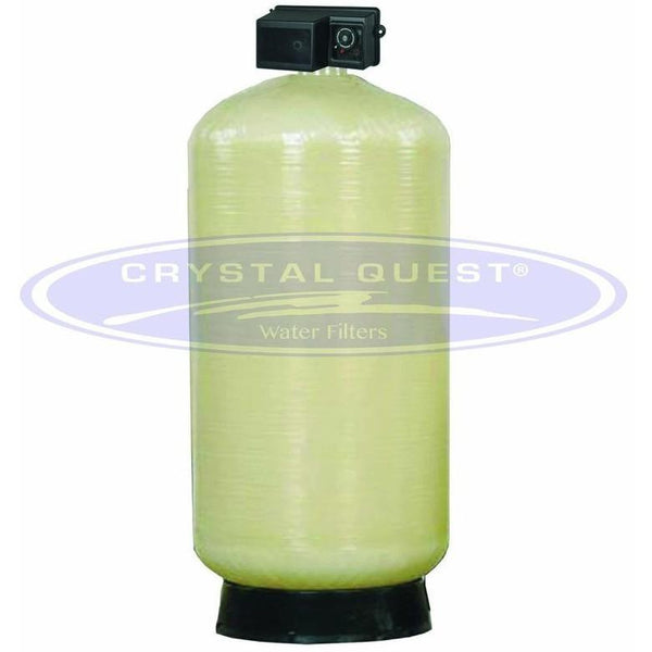 Crystal Quest Commercial/Industrial 75 GPM Demineralizer (DI) Water Filter System - 15 cu. ft. - PureWaterGuys.com