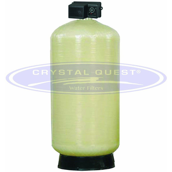 Crystal Quest Commercial 75 GPM Tannin Water Filter System - 15 cu. ft. - PureWaterGuys.com