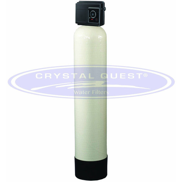 Crystal Quest Commercial/Industrial Fluoride Water Filter System - 3 Cu. Ft.