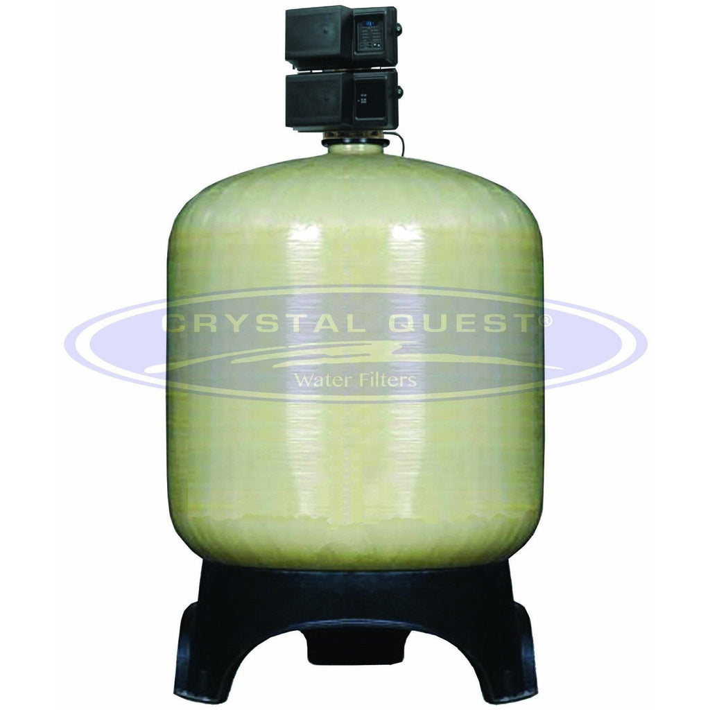 Crystal Quest Commercial/Industrial Nitrate Removal Water Filter System - 40 Cu. Ft. - PureWaterGuys.com