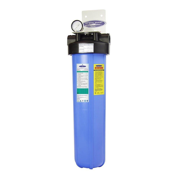Big Blue Whole House Water Filter, Alkalizing, Remineralize - PureWaterGuys.com