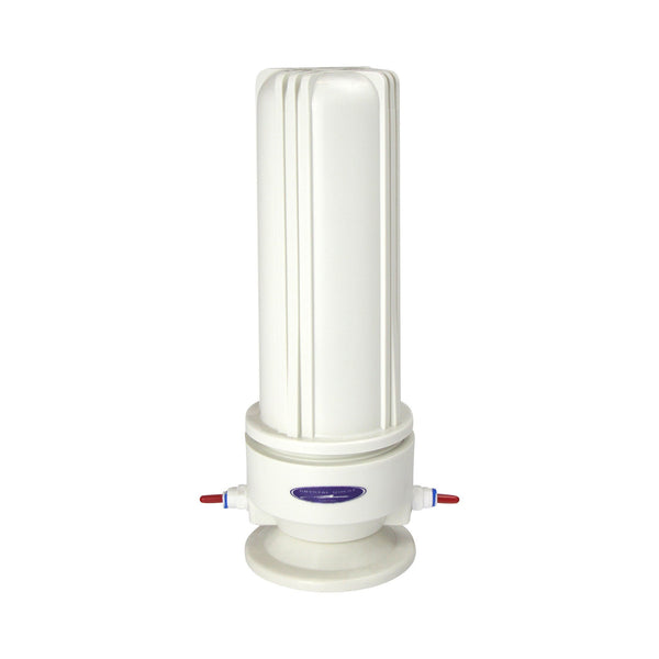 Crystal Quest Voyager Inline Single Replaceable PLUS Water Filter System - PureWaterGuys.com