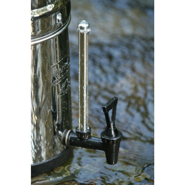 "Berkey SG-7.5 Sight Glass Spigot for Travel and Big Systems ""7.5"" - PureWaterGuys.com"