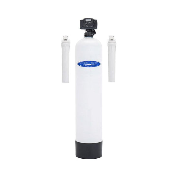 Crystal Quest Acid Neutralizing Whole House Water Filter System 1.5 Cu. Ft. - PureWaterGuys.com