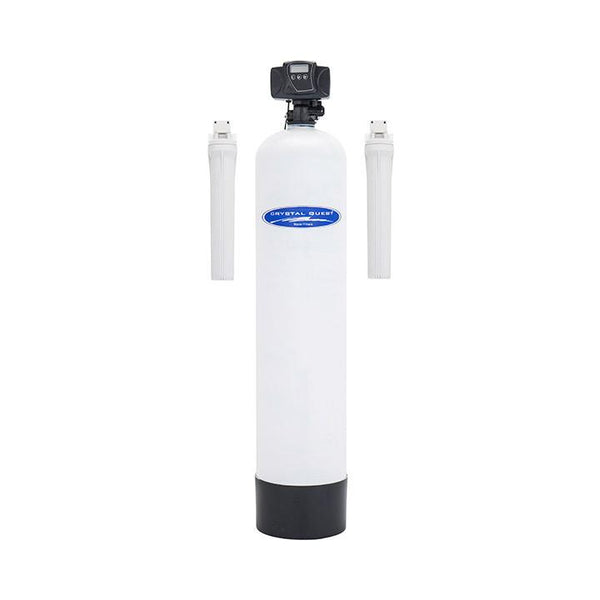 Crystal Quest Fluoride Whole House Water Filter System 1.5 Cu. Ft. - PureWaterGuys.com