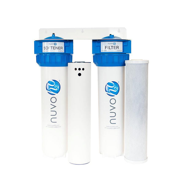 Nuvo H20 NSSI simple soft + Iron (Iron filter & Softener Cartridge) - PureWaterGuys.com