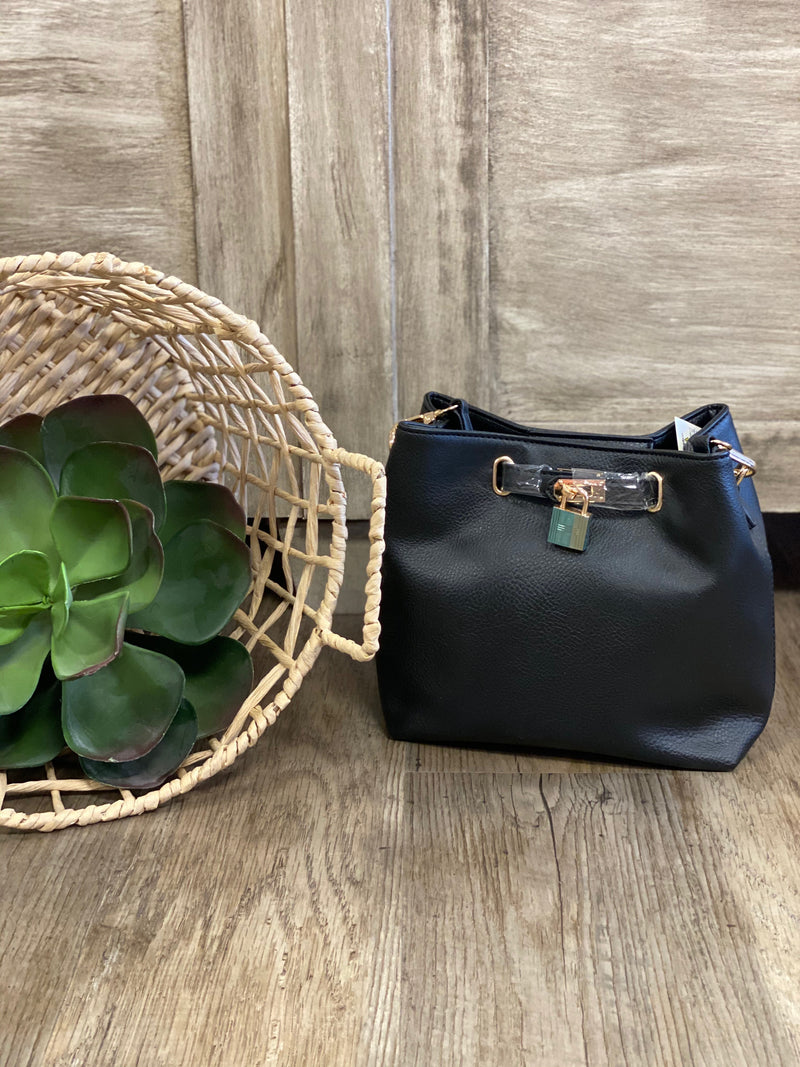 Mini Handbag-Black