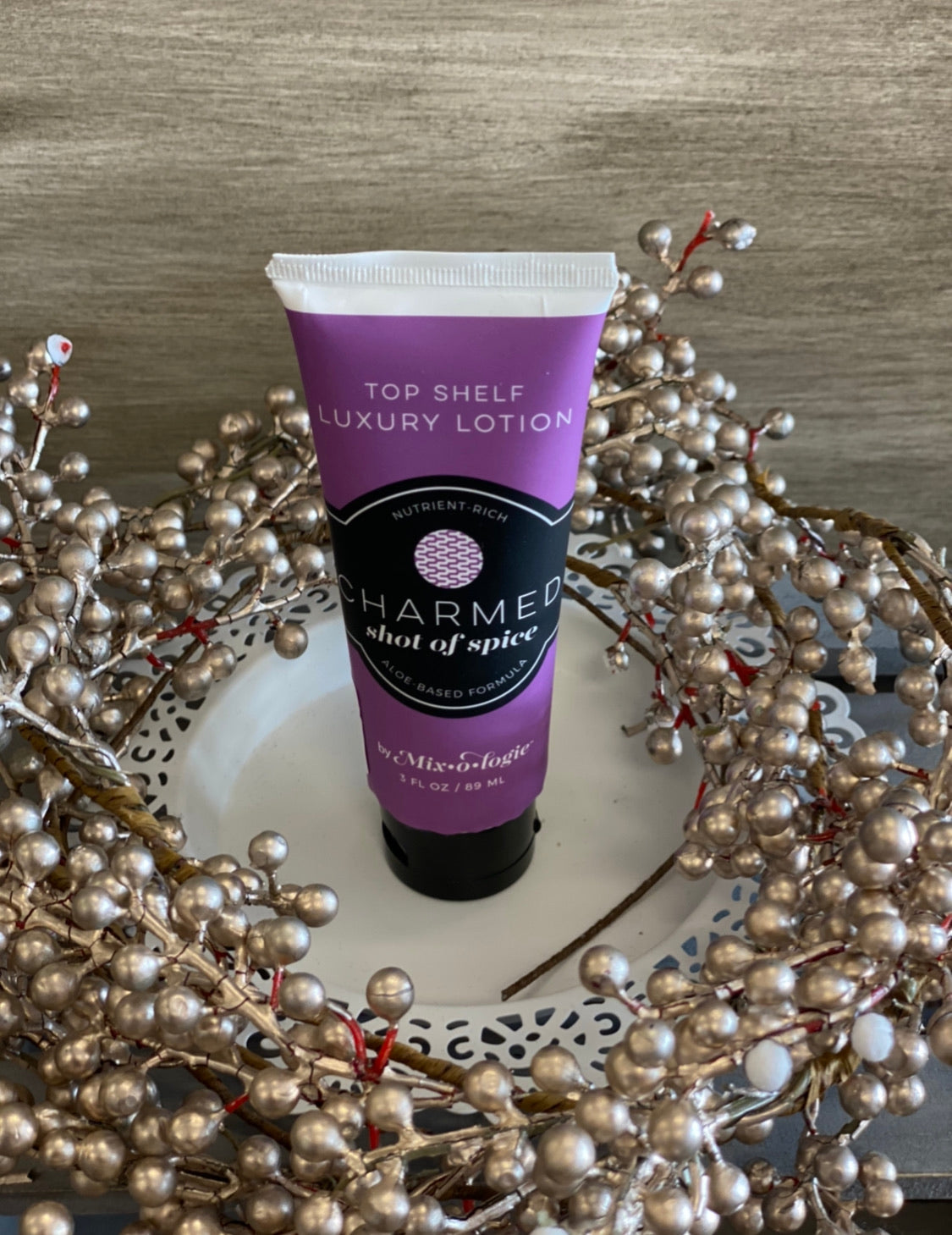 Luxury Lotion - Charmed (Shot of Spice)
