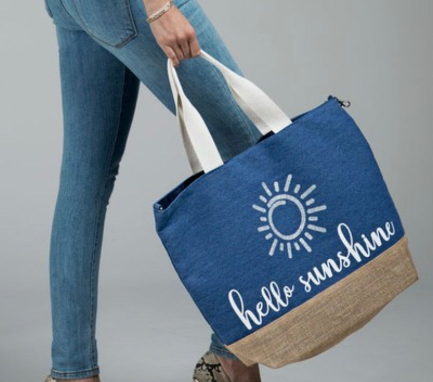 Hello Sunshine - Navy