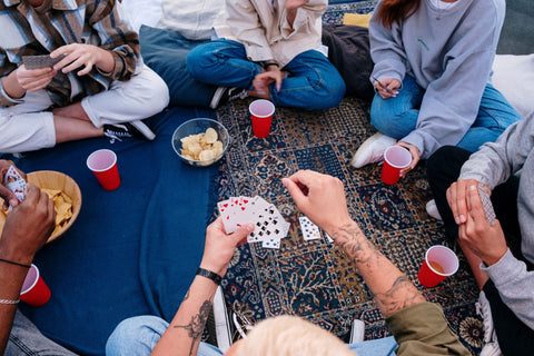 An argument for Poker in Surf Culture
