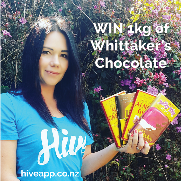 Win 1kg of Whittaker's Chocolate