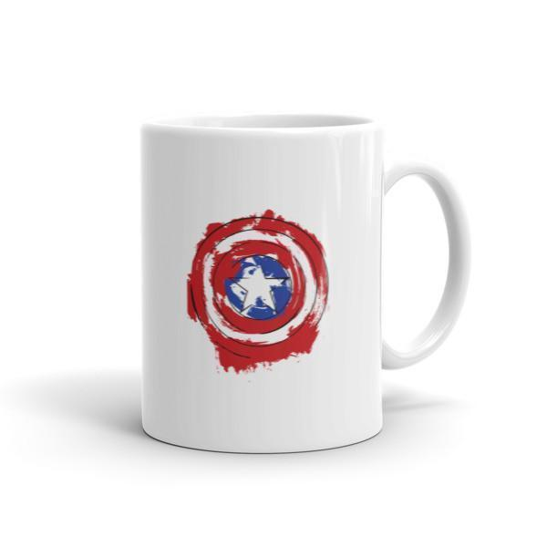 American Superhero Coffee Mug Size: 11oz