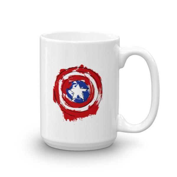 American Superhero Coffee Mug Size: 15oz