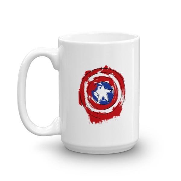 American Superhero Coffee Mug Size: 11oz, 15oz