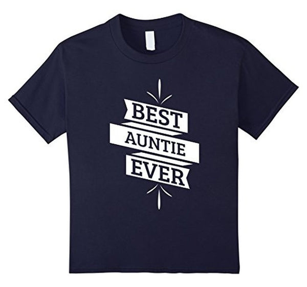 Aunt gifts Best Auntie Ever for favorite aunt T-shirt Default Title T-Shirt BelDisegno