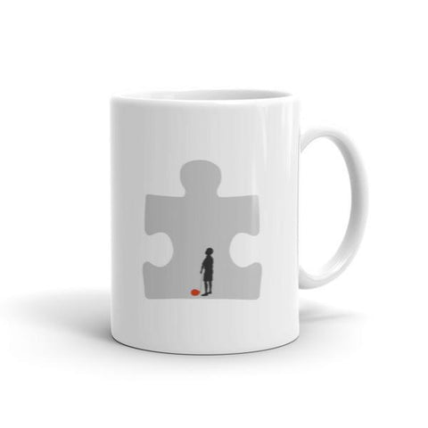 Autism Awareness Coffee Mug-Mug-BelDisegno-11oz-BelDisegno