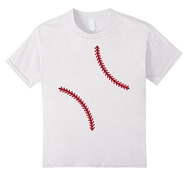 Baseball Softball T-shirt White / 3XL T-Shirt BelDisegno