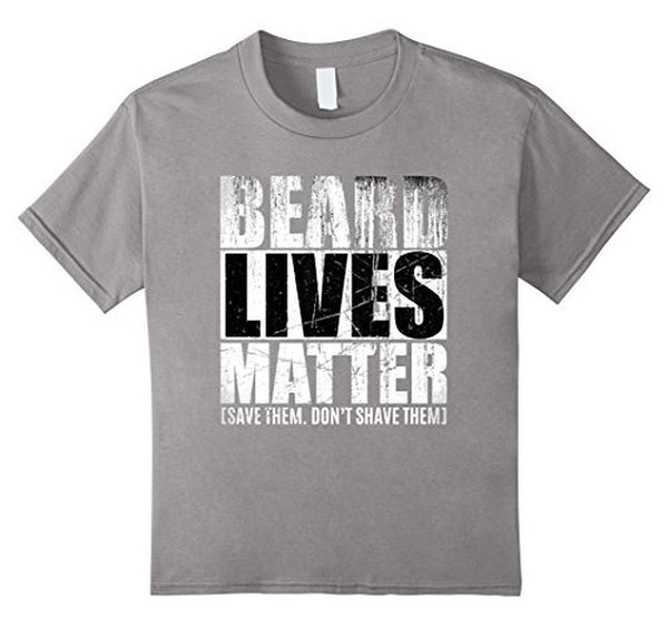 BEARD LIVES MATTER , save them don't shave them TShirt-T-Shirt-BelDisegno-BelDisegno