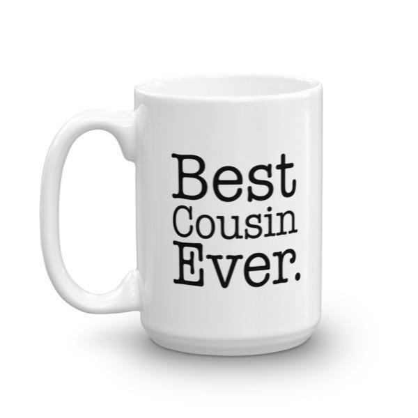 Best Cousin Ever Coffee Mug  Mug BelDisegno