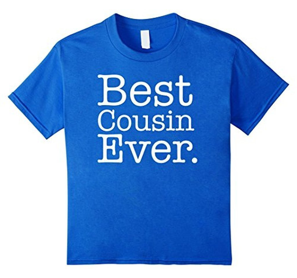 Best Cousin Ever s T-shirt Royal Blue / 3XL T-Shirt BelDisegno
