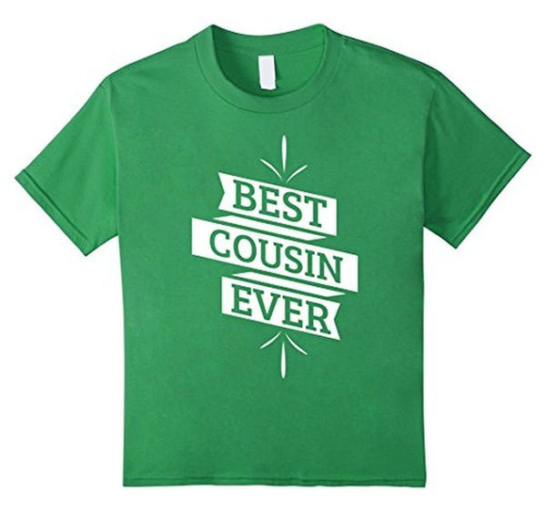Best Cousin Ever t T-shirt Grass / 3XL T-Shirt BelDisegno