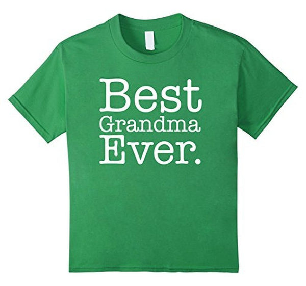 Best Grandma Ever Great Grandma Gifts Mother's Day TShirt-T-Shirt-BelDisegno-Grass-S-BelDisegno