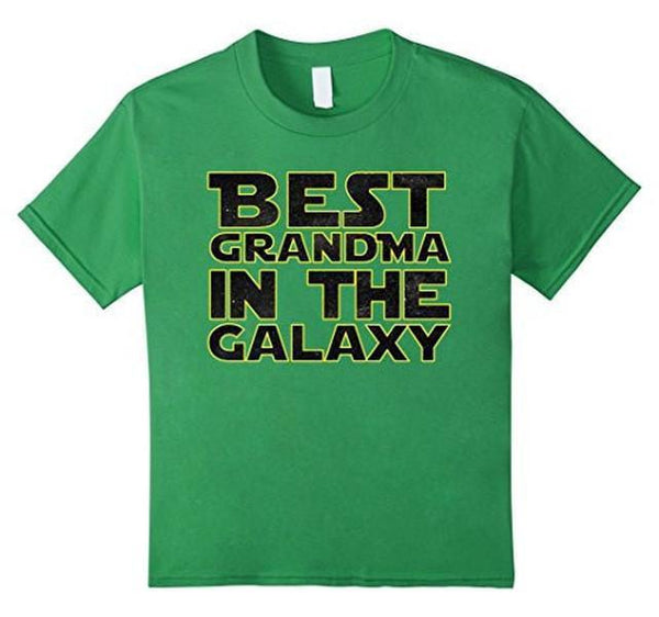 Best Grandma Ever in the Galaxy Funny T-shirt  T-Shirt BelDisegno