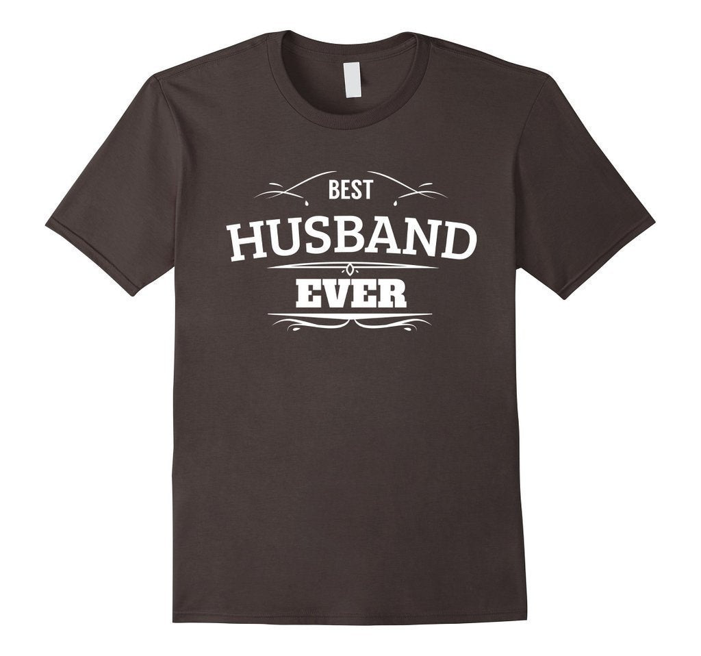 Best Husband Ever T Funny Wedding Married Man Tee Gift T-shirt