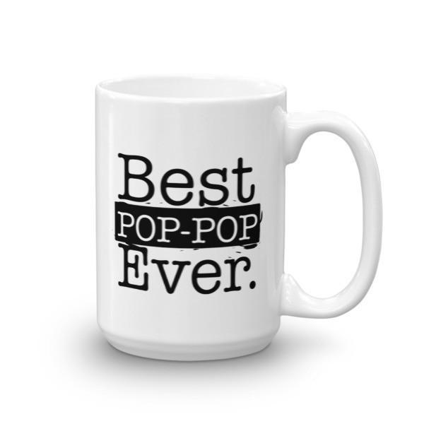 Best POPPOP Ever Coffee Mug 15oz Mug BelDisegno