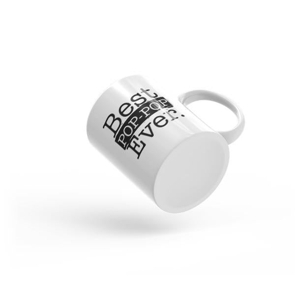 Best POPPOP Ever Coffee Mug  Mug BelDisegno