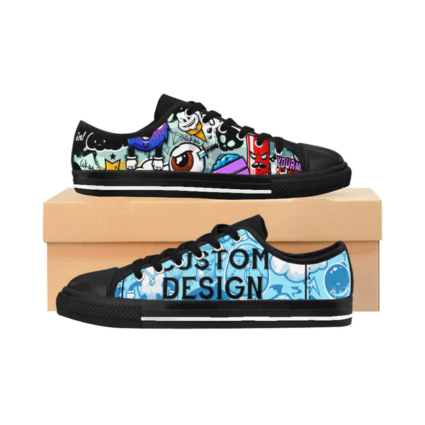 Personalized Men's Custom Sneakers